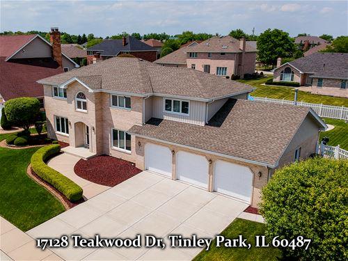 17128 Teakwood, Tinley Park, IL 60487