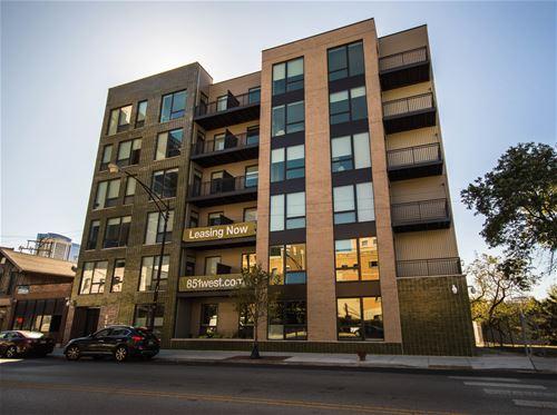 851 W Grand Unit 603, Chicago, IL 60642 Fulton River District