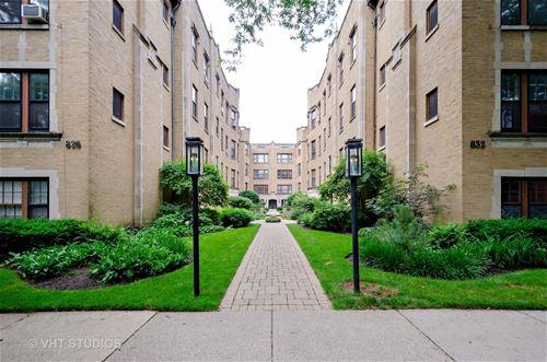 832 Michigan Unit G1, Evanston, IL 60202
