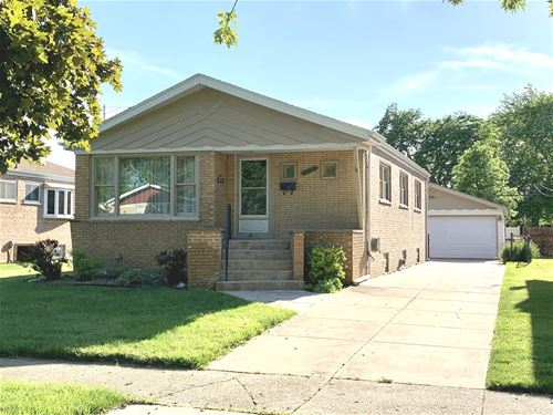 10004 Maple, Oak Lawn, IL 60453