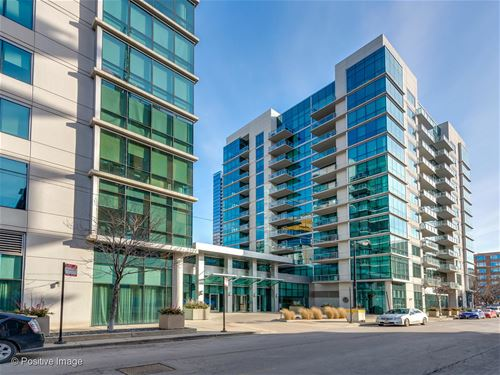 125 S Green Unit 1102A, Chicago, IL 60607 West Loop