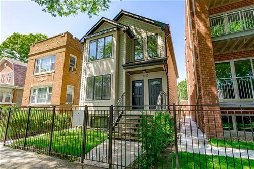 3710 W Cornelia, Chicago, IL 60618 Avondale
