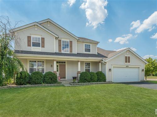 654 Vista, Oswego, IL 60543