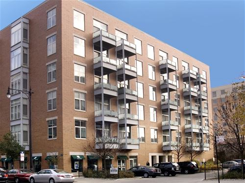 939 W Madison Unit 510, Chicago, IL 60607 West Loop