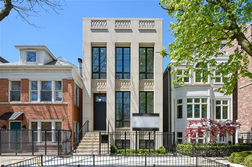 1804 N Hudson, Chicago, IL 60614 Lincoln Park