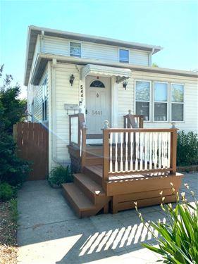 5441 N Lovejoy, Chicago, IL 60630 Jefferson Park