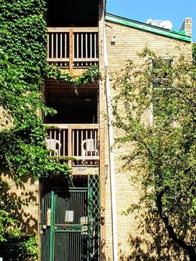 1324 W Greenleaf Unit 3C, Chicago, IL 60626 Rogers Park
