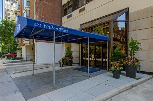 221 E Walton Unit 18E, Chicago, IL 60611 Streeterville