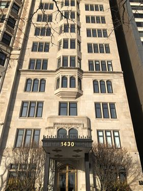 1430 N Lake Shore Unit 13, Chicago, IL 60610 Gold Coast