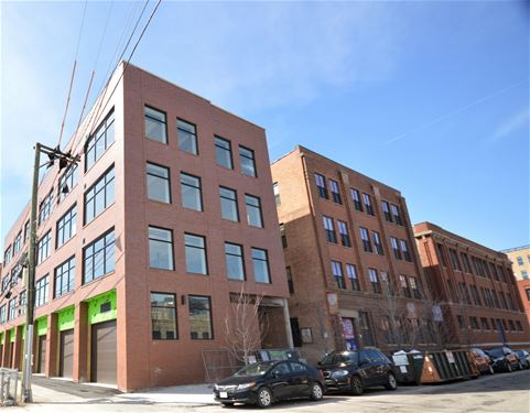 216 N May Unit 402, Chicago, IL 60607 West Loop