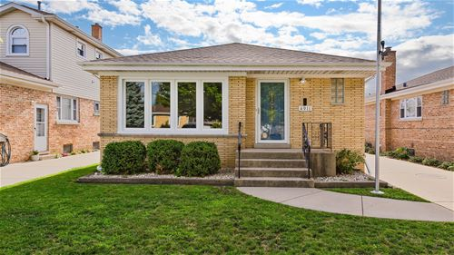 4911 N Nordica, Chicago, IL 60656 Norwood Park