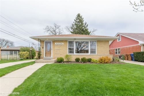 9913 Kilpatrick, Oak Lawn, IL 60453