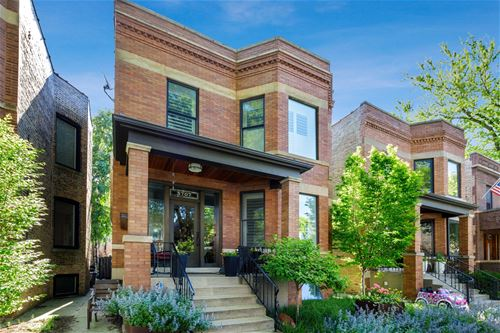 3707 N Bell Unit 1, Chicago, IL 60618 Northcenter