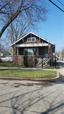 11518 S Normal, Chicago, IL 60628 West Pullman