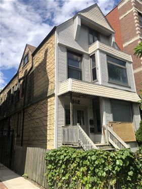 912 W Roscoe, Chicago, IL 60657 Lakeview