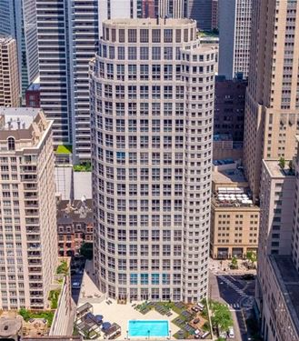 750 N Rush Unit 1603, Chicago, IL 60611 River North
