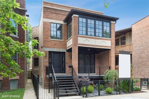 4412 N Seeley, Chicago, IL 60625 Ravenswood