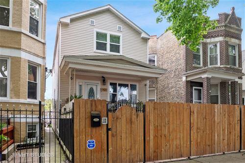 2021 N Kenneth, Chicago, IL 60639 Hermosa