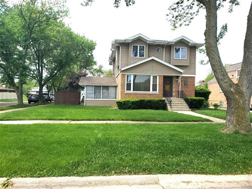 10832 S Kostner, Oak Lawn, IL 60453