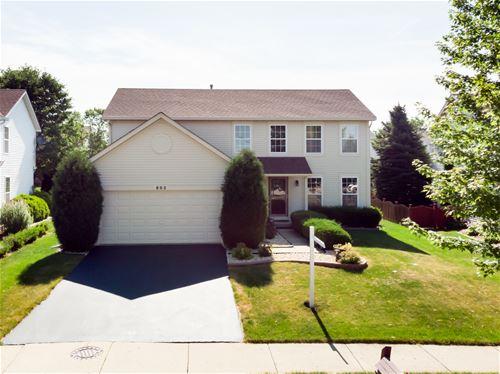 802 Meadowridge, Aurora, IL 60504