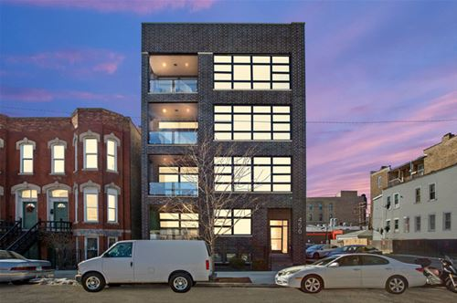 456 N Carpenter Unit 3, Chicago, IL 60642 West Loop