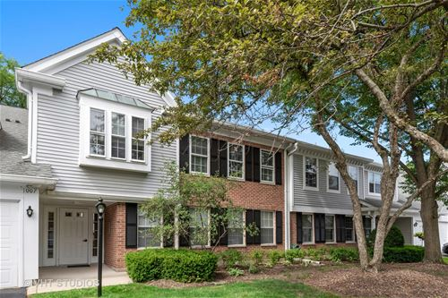 1007 Butternut Unit C, Mount Prospect, IL 60056