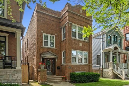3334 N Oakley, Chicago, IL 60618