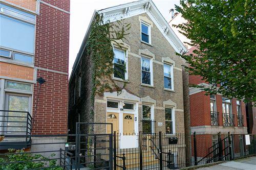1617 W Le Moyne, Chicago, IL 60622 Wicker Park