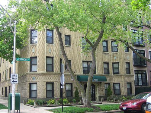 3500 N Fremont Unit 40, Chicago, IL 60657 Lakeview