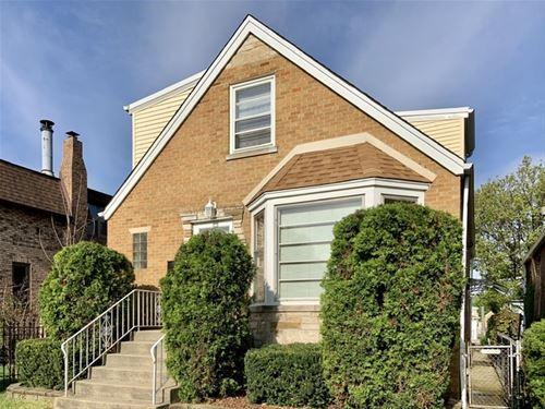 5336 N Mcvicker, Chicago, IL 60630 Jefferson Park