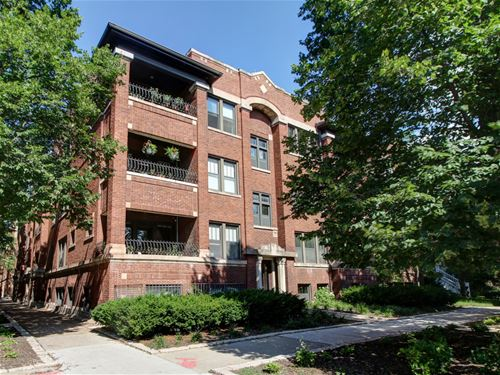 4204 N Wolcott Unit G, Chicago, IL 60618