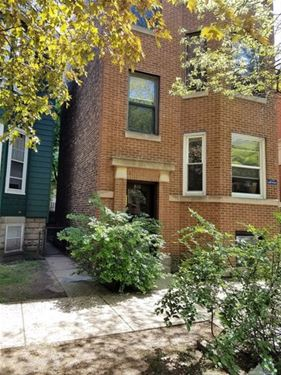 3111 N Racine Unit 3F, Chicago, IL 60657 Lakeview