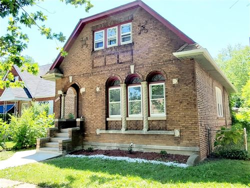 9616 S Dobson, Chicago, IL 60628 Cottage Grove Heights