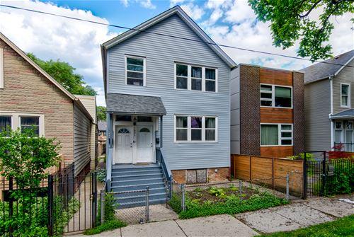 1651 N Albany, Chicago, IL 60647 Logan Square