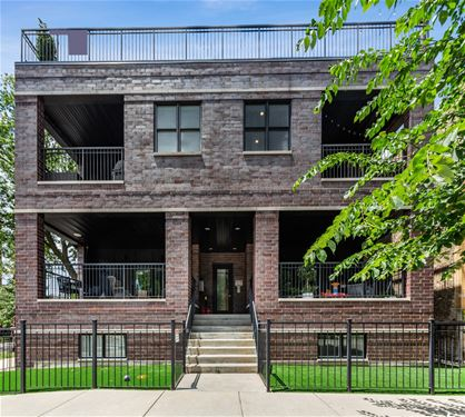 900 N Hoyne Unit 3, Chicago, IL 60622 Ukrainian Village