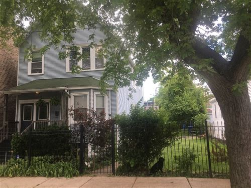 1739 N Albany, Chicago, IL 60647 Logan Square