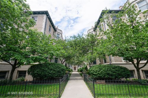 548 W Brompton Unit 3W, Chicago, IL 60657 Lakeview