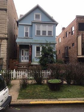 1131 W Drummond, Chicago, IL 60614 Lincoln Park