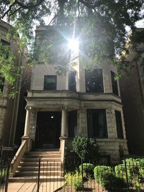 1322 W Eddy Unit 2, Chicago, IL 60657 West Lakeview
