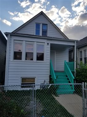 6634 S Oakley, Chicago, IL 60636 West Englewood