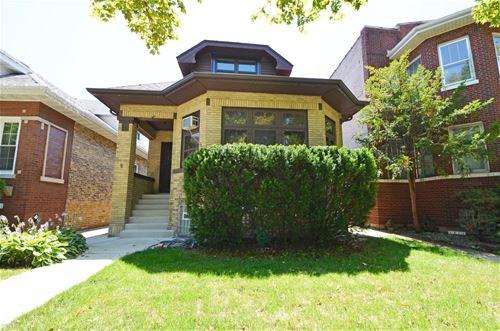 5409 W Hutchinson, Chicago, IL 60641 Portage Park