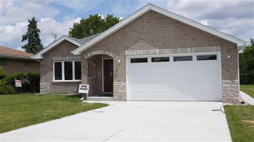 9725 Meade, Oak Lawn, IL 60453
