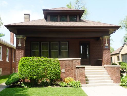 9650 S Hoyne, Chicago, IL 60643 Beverly