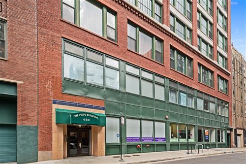 633 S Plymouth Unit 705, Chicago, IL 60605 South Loop
