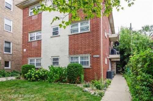 2065 W Farwell Unit 2S, Chicago, IL 60645 West Ridge