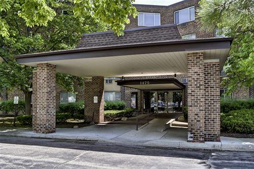 1475 Rebecca Unit 414, Hoffman Estates, IL 60169