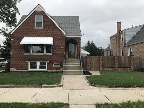 5401 S Merrimac, Chicago, IL 60638 Garfield Ridge