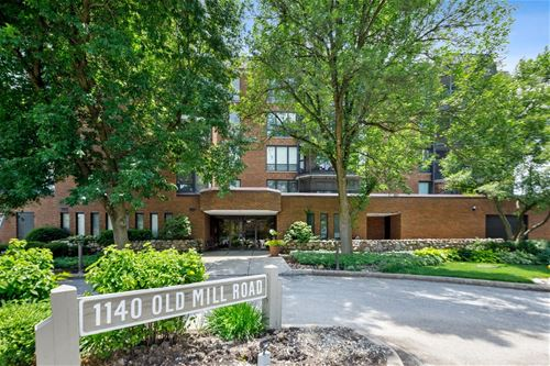 1140 Old Mill Unit 406F, Hinsdale, IL 60521