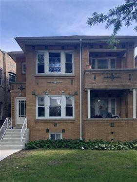 5247 W Cullom, Chicago, IL 60641 Portage Park