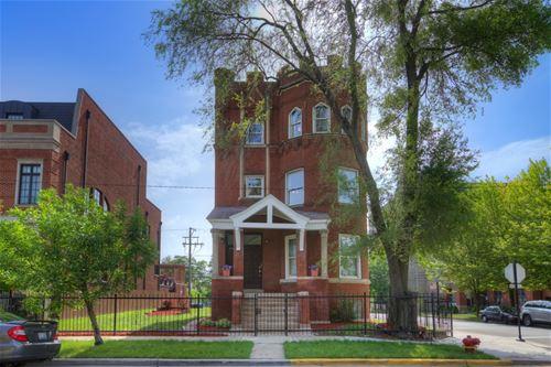 4957 S Vincennes, Chicago, IL 60615 Bronzeville